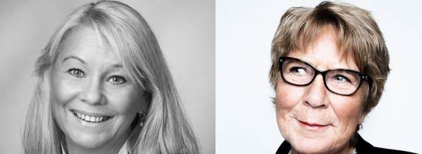 Moniva Mæland & Anne Grosvold