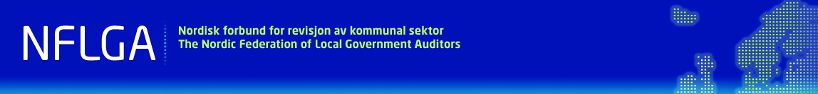 The Nordic Federation of Local Government Auditors (NFLGA)
